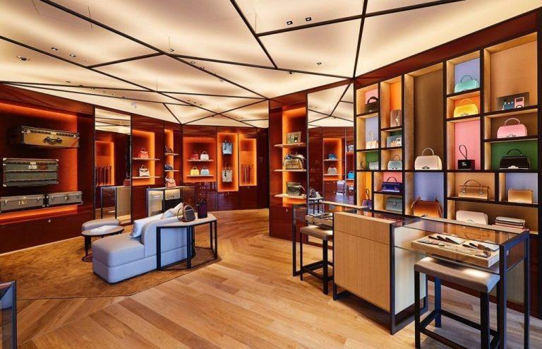 Hong Kong es la meca de las tiendas de lujo