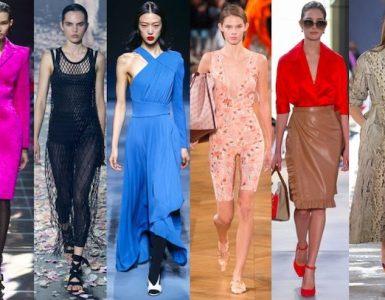 Un recuento rápido de la moda