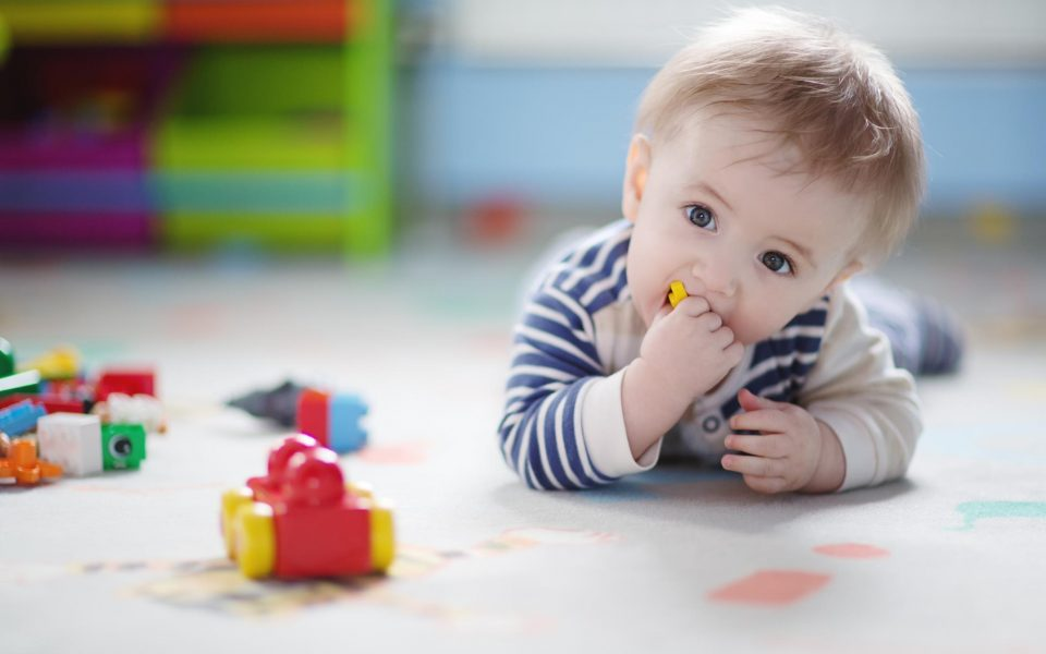 juguetes para bebes de seis meses