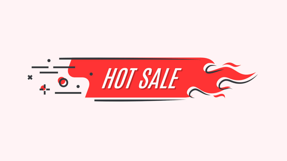 Logo de Hot Sale