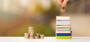 Monedas y libros