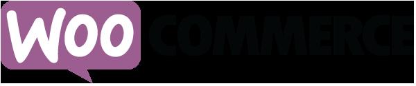 Logo de WooCommerce fondo transparente