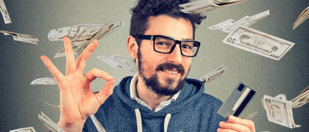Historial de tarjeta de crédito