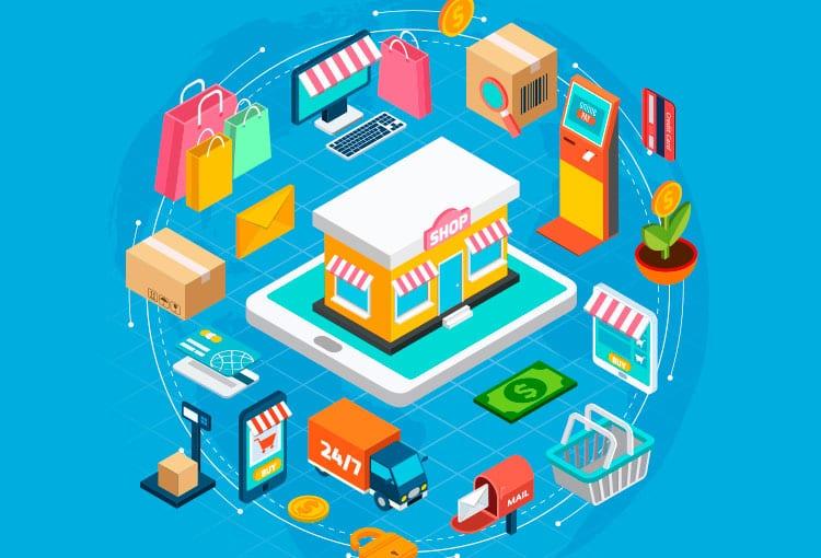 Comercio digital y el envío
