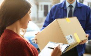 Uso diversos servicio de envíos para entregar a cliente