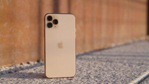 imagen de un iPhone nuevo
