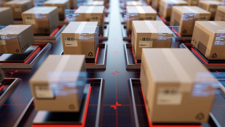 Ayuda para la logística de comercio electrónico