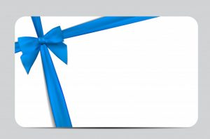 Tarjetas de regalo