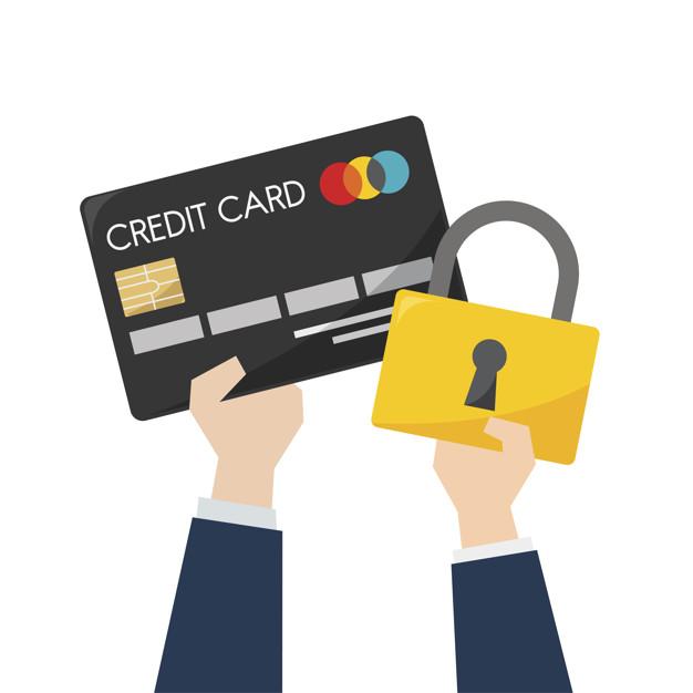 Mantén segura tu tarjeta de crédito