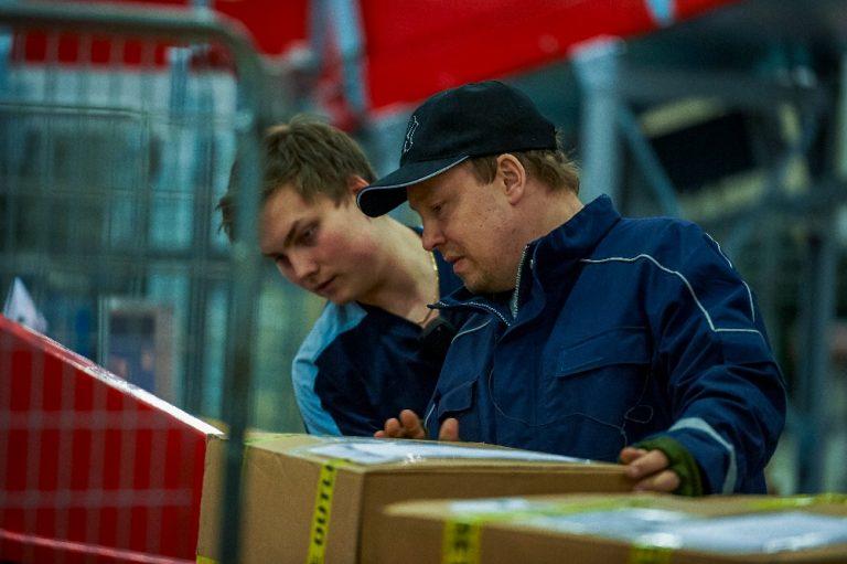 Paquetería para la logística de e-commerce