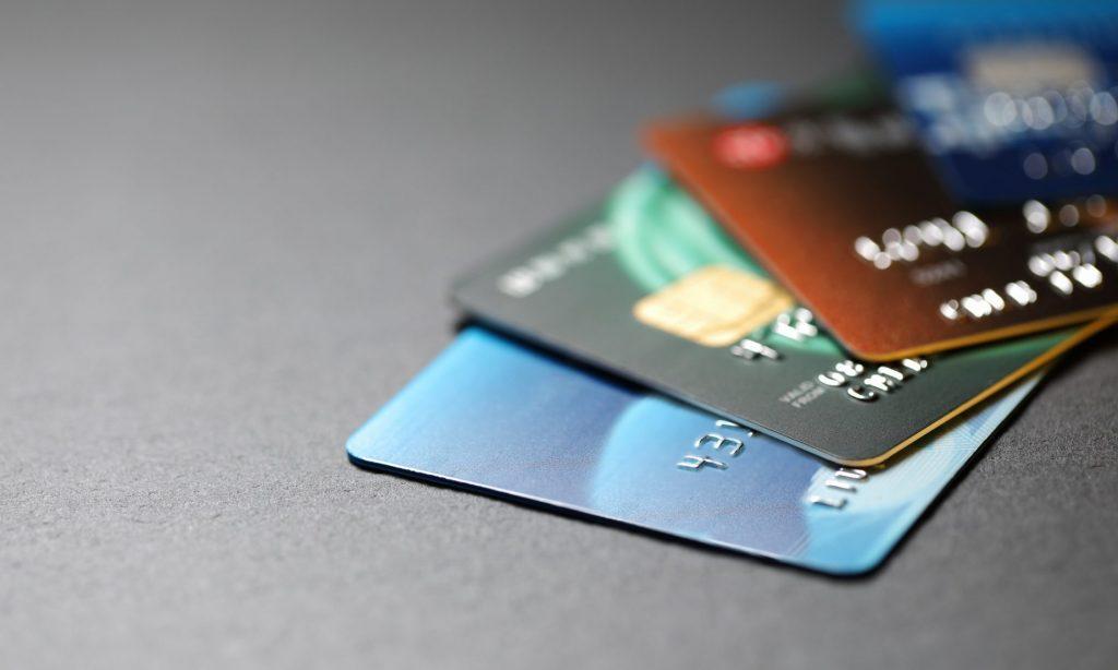 tarjeta para realizar compras